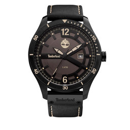 Timberland Laikrodis Timberland Wyola TDWGB2100103 Black/Black