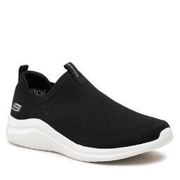 Skechers Batai Skechers Ultra Flex 2.0 232047/BKW Black/White