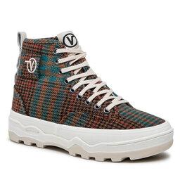 Vans Laisvalaikio batai Vans Sentry Wc VN0A4P3KA0W1 (Fuzzy Plaid)Sandshell/Gr