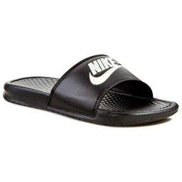 Nike Шльопанці Nike Benassi Jdi 343880 090 Чорний