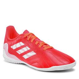 adidas Batai adidas Copa Sense.4 In J FY6162 Red/Ftwwht/Solred