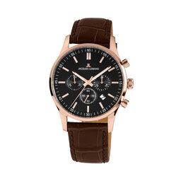 Jacques Lemans Годинник Jacques Lemans London 1-2025D Brown/Rose Gold