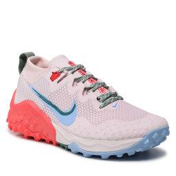 Nike Batai Nike Wildhorse 7 CZ1864 600 Light Soft Pink/Alluminium
