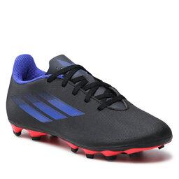 adidas Batai adidas X Speedflow.4 FxG J FY3318 Cblack/Sonink/Syello