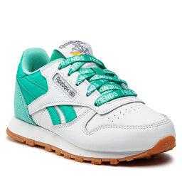Reebok Взуття Reebok Cl Lthr S29114 Ftwwht/Pixmin/Futtea