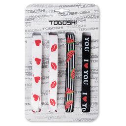 Togoshi Batų raištelių komplektas Togoshi TG-LACES-120-4-WOMEN-006 Spalvota