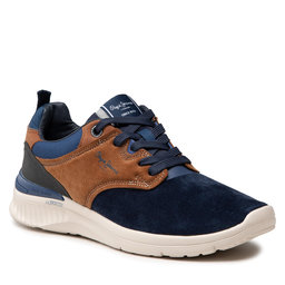 Pepe Jeans Снікерcи Pepe Jeans Jay-Pro 21 PMS30791 Navy 595