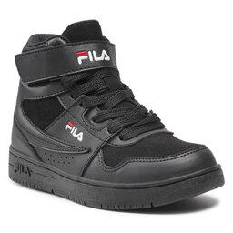Fila Снікерcи Fila Arcade Velcro Mid Jr 1011131.12V Black/Black