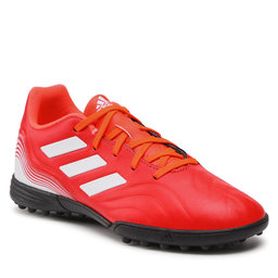adidas Batai adidas Copa Sense.3 Tf J FY6164 Red/Ftwwht/Solred
