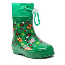 Playshoes Гумові чоботи Playshoes 180390 S Grun