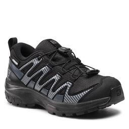 Salomon Взуття Salomon Xa Pro V8 Cswp J 414339 09 W0 Black/Black/Ebony