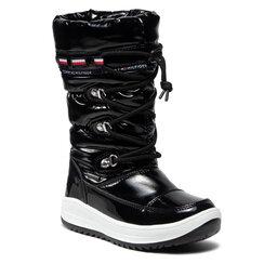 Tommy Hilfiger Sniego batai Tommy Hilfiger Snow Boot T3A6-32035-1240 M Black 999