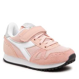 Diadora Laisvalaikio batai Diadora Simple Run Ps 101.177900 01 50034 Pink Sand