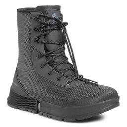 Columbia Снігоходи Columbia Hyper-Boreal™ Omni-Heat™ Tall BM0127 Black/Ti Grey Stell 010