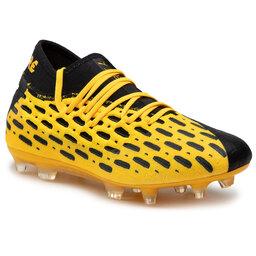 Puma Взуття Puma Future 5.2 Netfit Fg/Ag 105784 03 Ultra Yellow/Puma Black