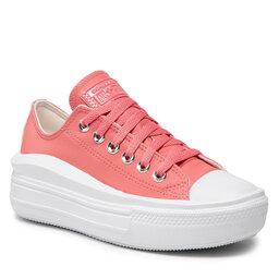 Converse Sportbačiai Converse Ctas Move Ox 571621C Pink Salt/Pink Salt/White