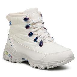 Skechers Снігоходи Skechers Weekender Puffer 167088/WMLT White/Multi