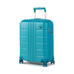 Wittchen Мала тверда валіза Wittchen 56-3P-821-95 Голубий