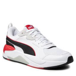 Puma Laisvalaikio batai Puma X-Ray Game 372849 17 White/Black/Urban Red/Gray V