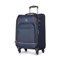 Puccini Мала валіза з тканини Puccini Padwa EM50450C 7A Dark Blue