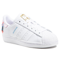 adidas Взуття adidas Egle Superstar W Q47223 Ftwwht/Ftwwht/Clpink