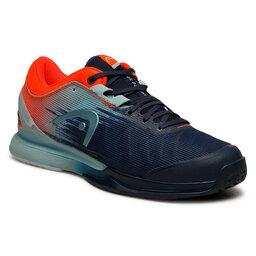Head Batai Head Sprint Pro 3.0 273001 Dress Blue/Neon Red 065