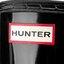 Hunter Гумові чоботи Hunter Org Back Adjust Glos WFT1001RGL Black