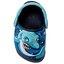 Crocs Шльопанці Crocs Funlab Lights 204133 Shark/Navy