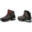 Salewa Трекінгові черевики Salewa Mtn Trainer Mid Gtx GORE-TEX 63458-4720 Charcoal/Papavero 4720