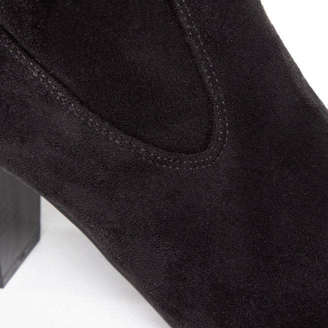 Caprice Чоботи Caprice 9-25508-25 Black Stretch 044