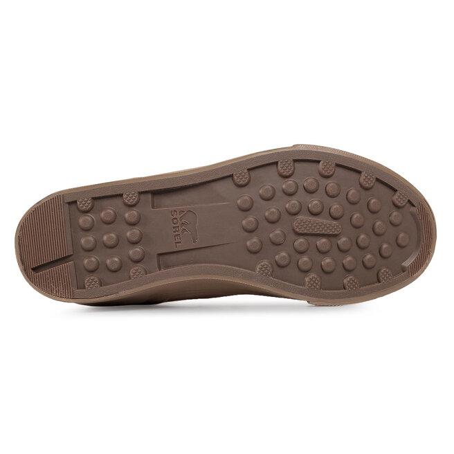 Sorel Снікерcи Sorel Caribou Sneaker Mid Wp NM3969 Khaki II
