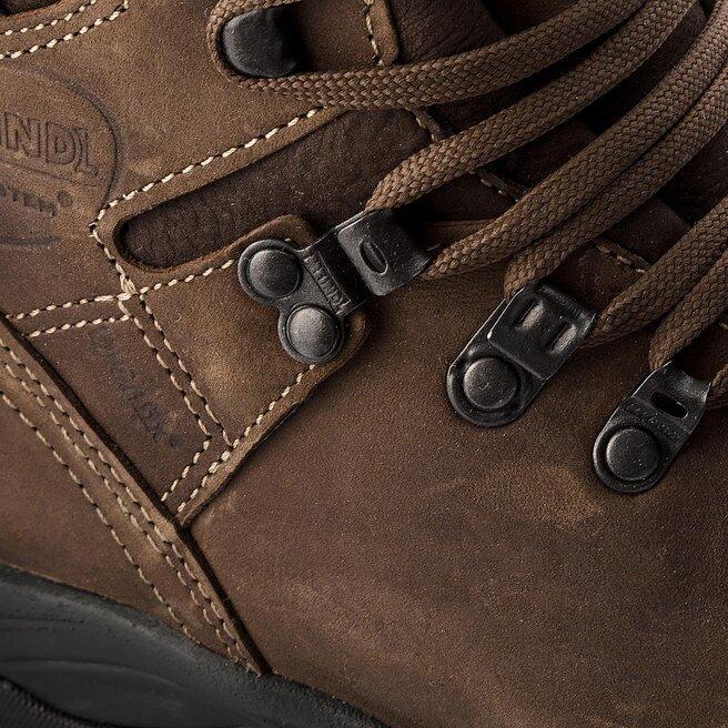 Meindl Трекінгові черевики Meindl Wales Lady 2 Mfs GORE-TEX 2923 Braun 10