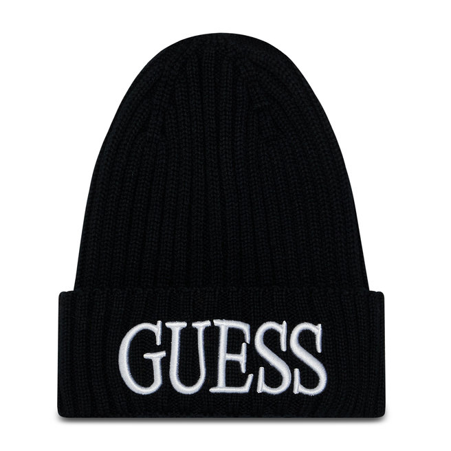 Guess Шапкa Guess Quarto Hats AM8724 WOL01 BLA