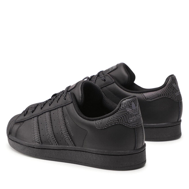 adidas Взуття adidas Superstar H00200 Cblack/Cblack/Cblack