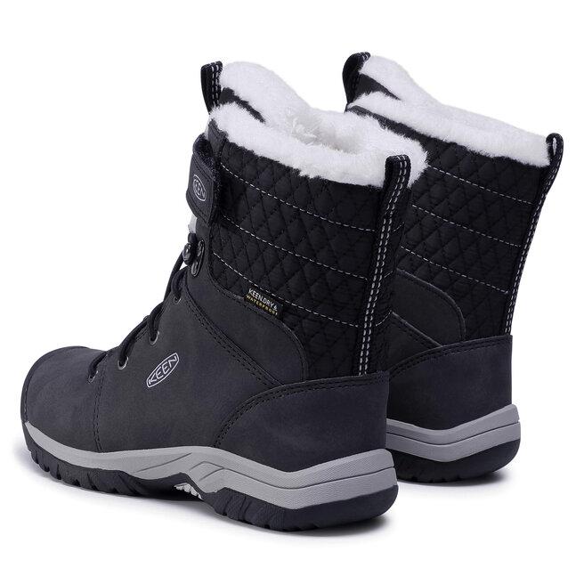 Keen Снігоходи Keen Hoodoo III Mid Wp 1024008 Black/Thistle