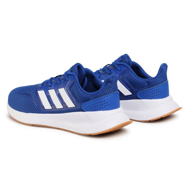 adidas Взуття adidas Runfalcon K FV8838 Royal Blue/Cloud White/Semi Solar Red