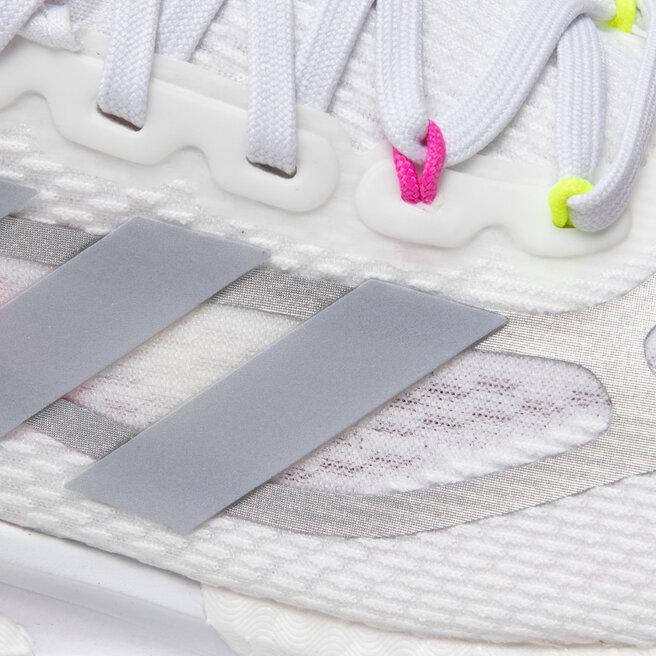 adidas Взуття adidas Supernova + W FX6700 Ftwwht/Halsil/Scrpnk