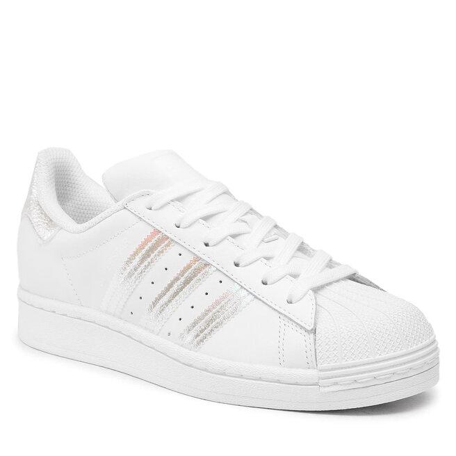 adidas Взуття adidas Superstar J FV3139 Ftwwht/Ftwwht/Ftwwht