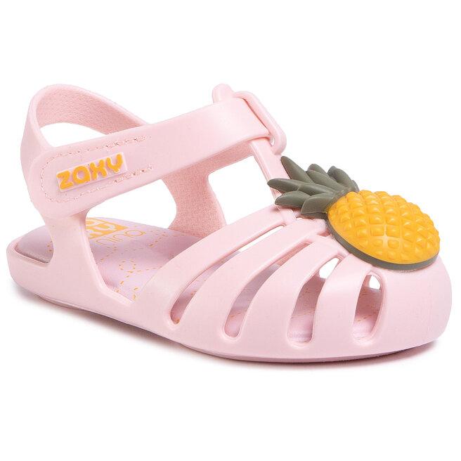 Zaxy Босоніжки Zaxy Sweet Fruit Baby 82863 Roz/Zolty 50839 FF385010