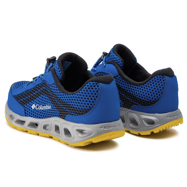 Columbia Трекінгові черевики Columbia Youth Drainmaker IV BY1091 Stormy Blue/Deep Yellow 426