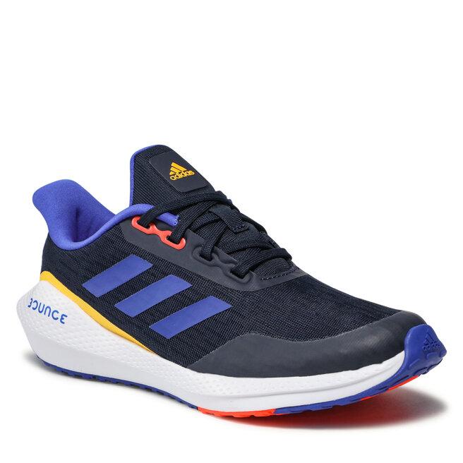 adidas Взуття adidas EQ21 Run J GV9932 Legend Ink/Sonic Ink/Solar Gold