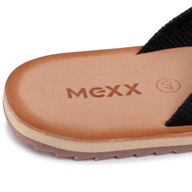 MEXX В'єтнамки MEXX Ewoud MXAB0027M Black 1000