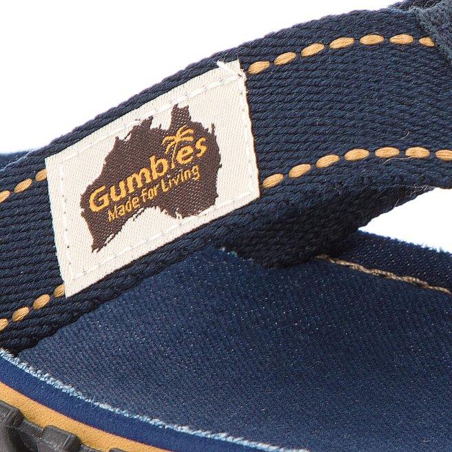Gumbies В'єтнамки Gumbies Islander Dark Denim