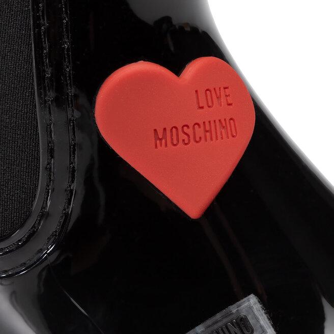 LOVE MOSCHINO Челсі LOVE MOSCHINO JA21043G1BIR1000 Nero