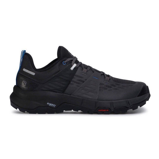 Salomon Трекінгові черевики Salomon Odyssey 411453 27 V0 Black/Magnet/Imperial Blue
