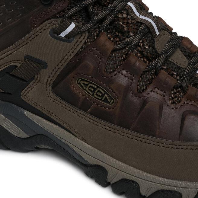 Keen Трекінгові черевики Keen Targhee III Mid Wp 1020178 Canteen/Mulch