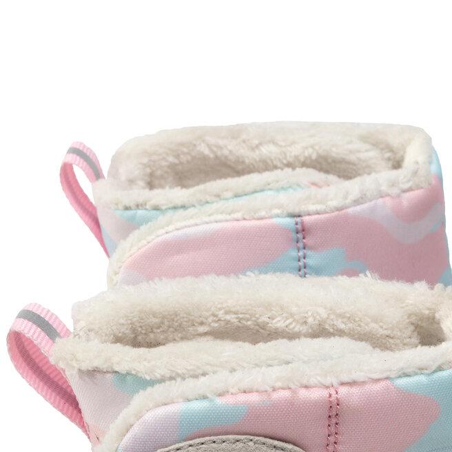Keen Чоботи Keen Howser II Mid 1024150 Silver Birch/Pink Blush