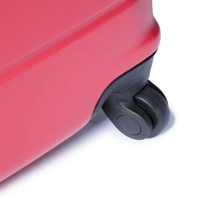 Lasocki Велика тверда валіза Lasocki BLW-A-003-30-05 Червоний