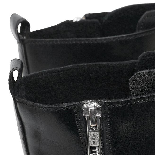Lasocki Ботильйони Lasocki WI23-PIAUSE-01 Black