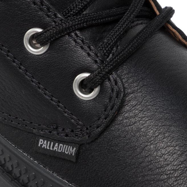 Palladium Черевики туристичні Palladium Pampa Hi L UL L 75750-001-M Black/Black